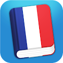 Learn French Phrasebook logo