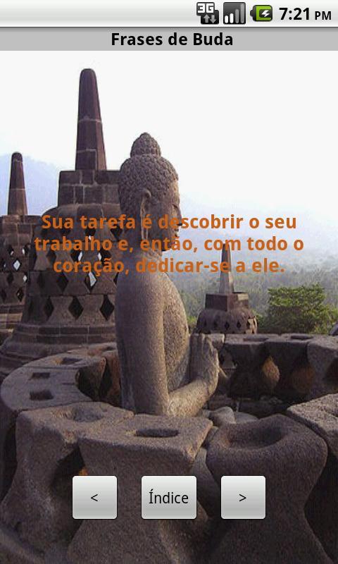 Frases Buda - screenshot