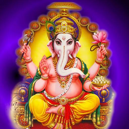 Ganesh Mandir LOGO-APP點子