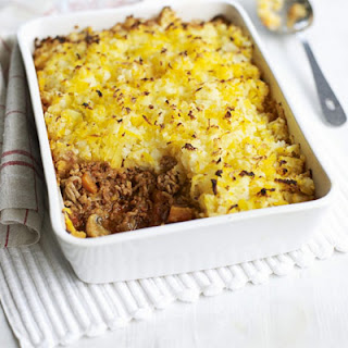 Swede & Potato RöSti-Topped Shepherd'S Pie Recipe