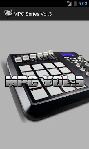 MPC VOL.3创建音乐
