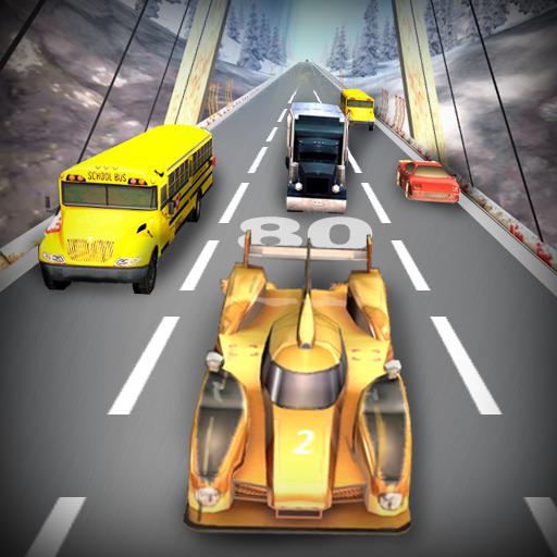 賽車遊戲:賽車手 LOGO-APP點子