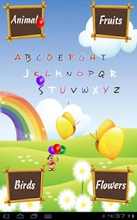A to Z for Kids- screenshot thumbnail