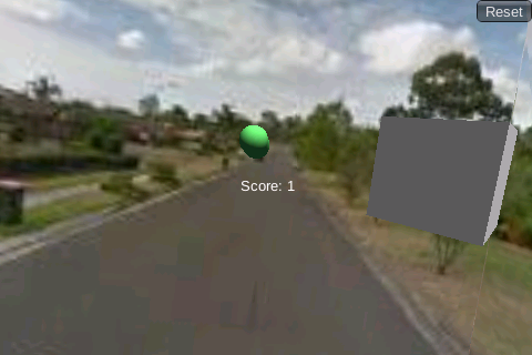 Street View Fighter .