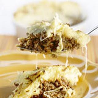 Zuurkool-gehaktschotel Met Tomaat En Mosterd