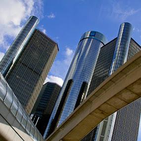 Detroit by Joe Eddy - Buildings & Architecture Public & Historical