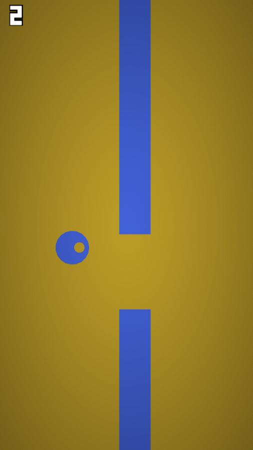 Flappy Colour - screenshot