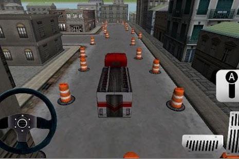 Juegos de Aparcar Camiones - screenshot thumbnail