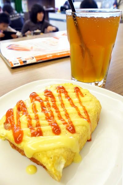 牽絲薯餅塔☆向陽早餐(晨間飲食館)