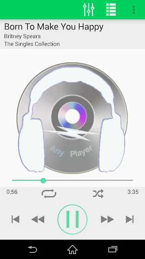 Music Player AnyPlayer - Pro