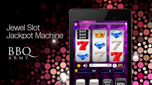 Jewel Slot Jackpot Machine
