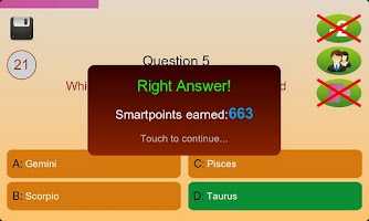 Screenshot of Smarty