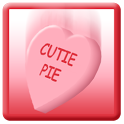 Valentine Candy LWP icon