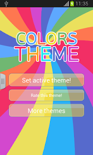 Keyboard Themes Color - screenshot thumbnail