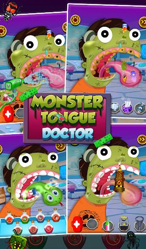 怪物舌医生|玩休閒App免費|玩APPs