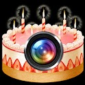 Birthday Camera logo