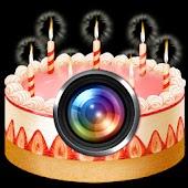 Birthday Camera