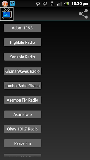 Ghana Tv Radios