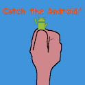 Catch The Android! logo