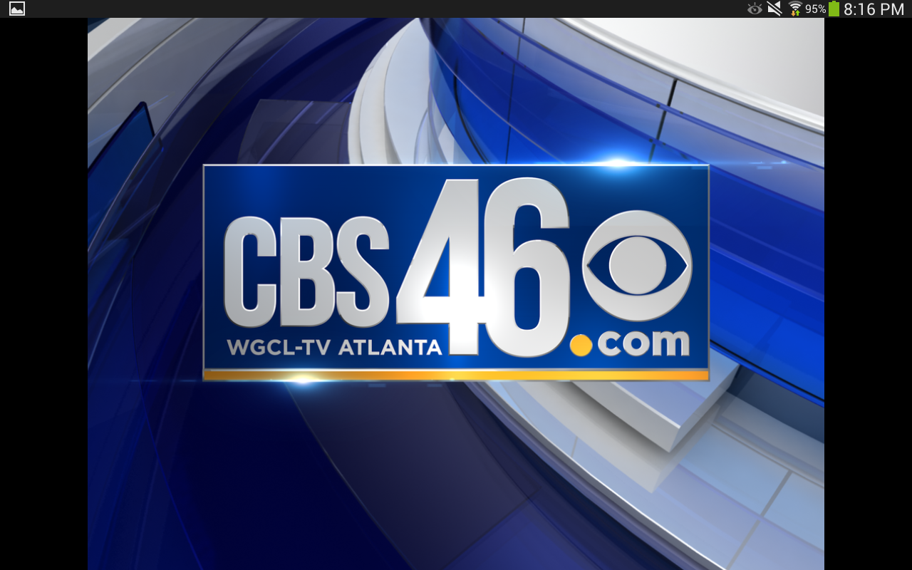 CBS46 News Atlanta- screenshot