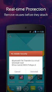 NQ Mobile Security & Antivirus - screenshot thumbnail