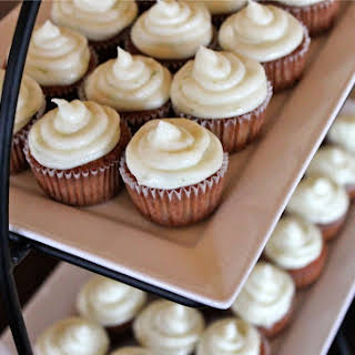 Carrot Cake with Cream Cheese Lime Frosting.