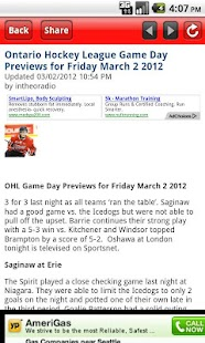 OHL Writers - screenshot thumbnail