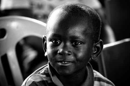 Young boy by Werner Booysen - Babies & Children Child Portraits ( young boy, blackandwhite, portrait photographers, black and white, south africa, young, portrait, werner booysen,  )