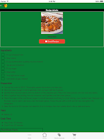 Screenshot of Apple Market