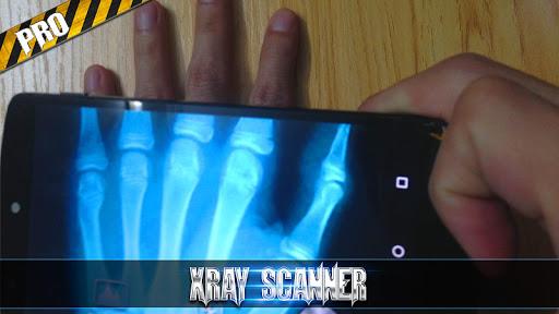 X射線掃描儀惡作劇Prank