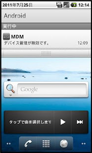 BizMobile MDM (Beta) - screenshot thumbnail