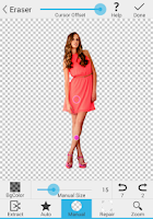 Screenshot of Background Eraser