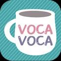 나만의 단어장 Voca Voca logo