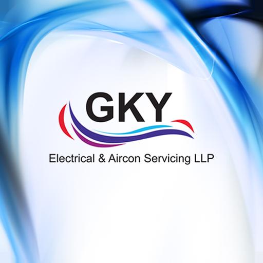 GKY Aircon Services LOGO-APP點子