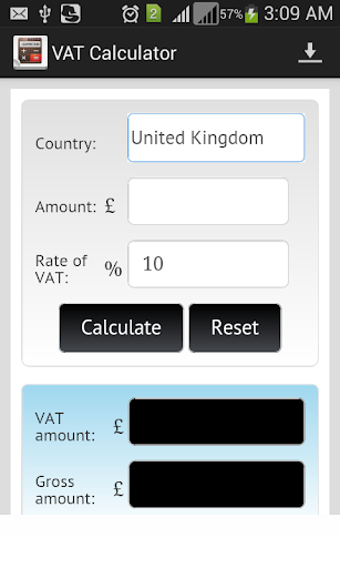 Value Added Tax VAT Calculator