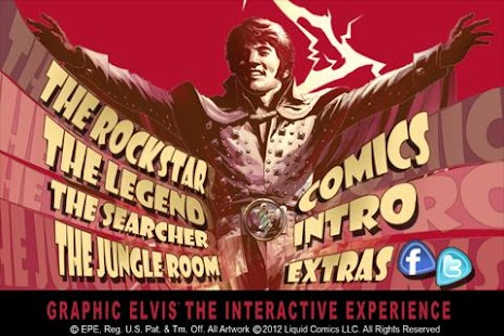 GRAPHIC ELVIS Interactive LITE - screenshot thumbnail