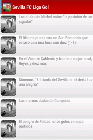 Sevilla Liga Gol