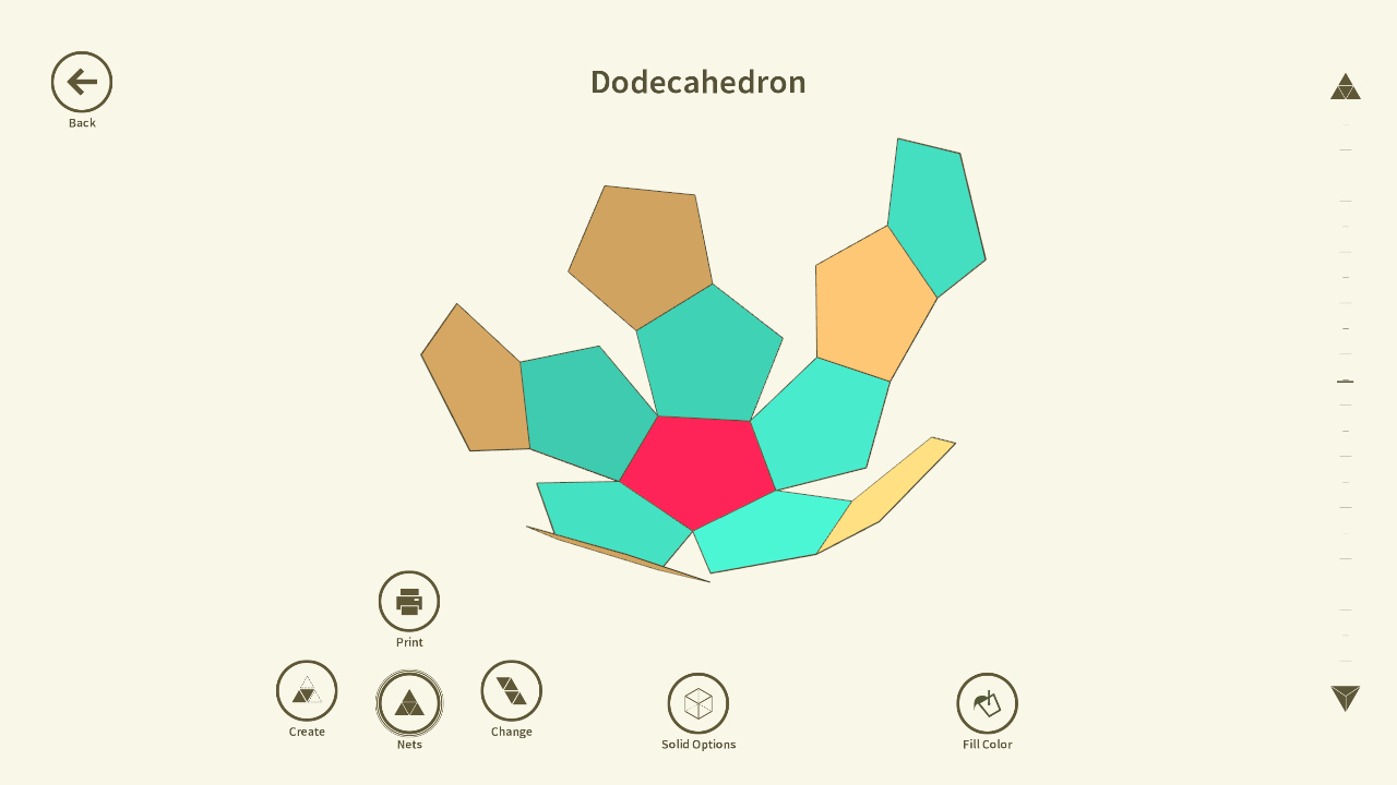 Shapes - 3D Geometry Learning- screenshot