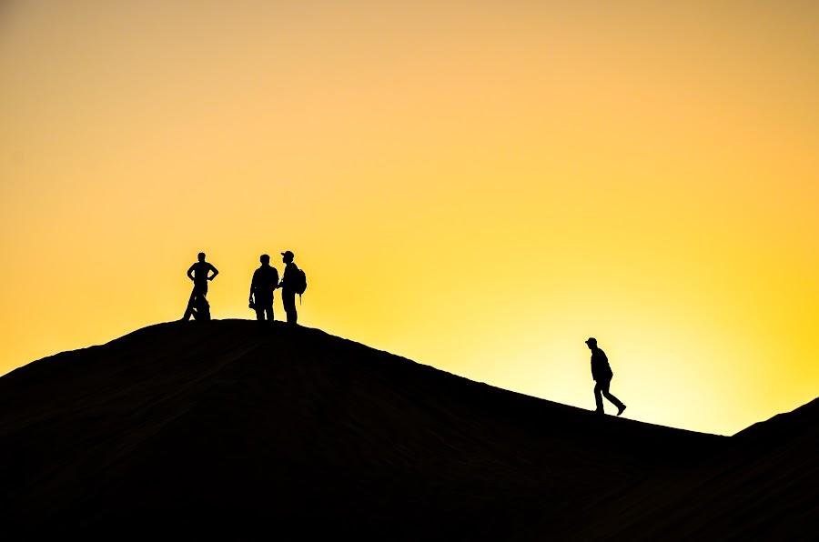 On the top by DyaDyo Sadim - People Street & Candids ( sunset, landscape )