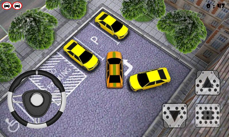 Parking Challenge 3D - screenshot