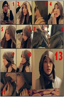 Hijab Picture Tutorial - screenshot thumbnail