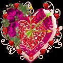 Love Clock Live Wallpaper icon