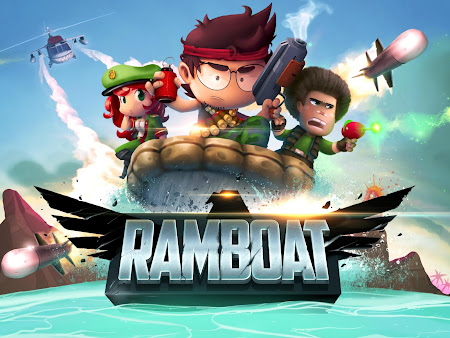 Ramboat: Hero Shooting Game 2.4.1 screenshot 38039