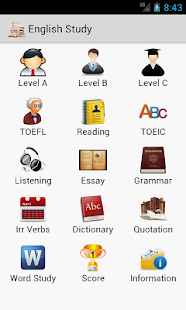 TOEFL Preparation - screenshot thumbnail