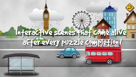Live Kids Puzzles - Cars- screenshot thumbnail