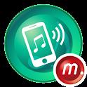 music.jp着信音 logo