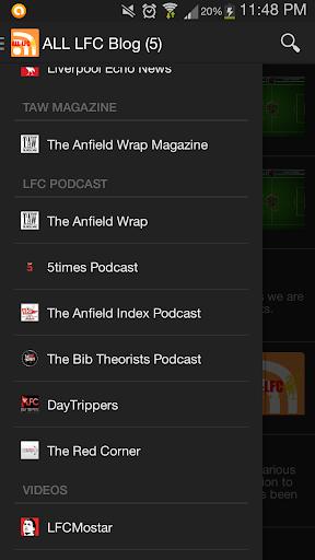 ALL LFC Podcast App Lite