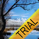 Lake Bridge Wallpaper Trial icon