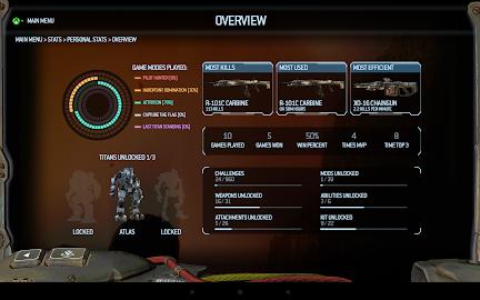 Titanfall™ Companion App Screenshot 10