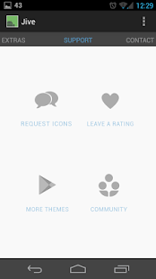 Jive Icons - screenshot thumbnail